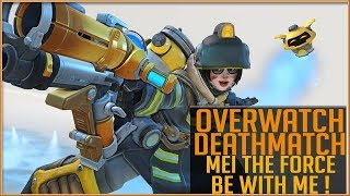 Baixar Overwatch Deathmatch - Mei The Force Be With Me !