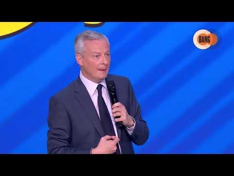 Bruno LE MAIRE, (Ministre de l'Économie et des Finances) à Bpifrance Inno Generation