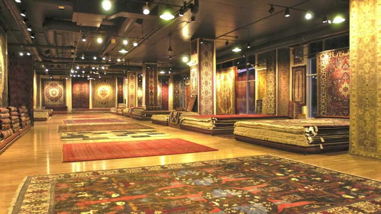 Shabahang Amp Sons Persian Rug Store In Milwaukee