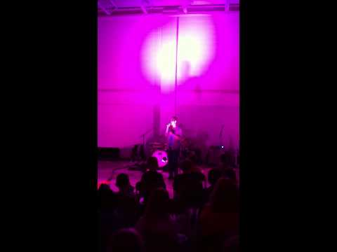 "Jon Pritikin at Mountain Lake Christian School - ""Brave"""