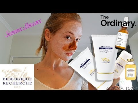 Mixing The Ordinary + Biologique Recherche In Summer |  VIP O2 / VIVANT  (#4)