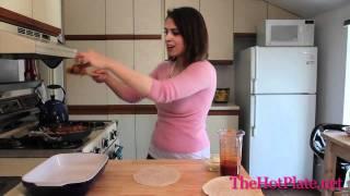 Burrito Recipe - The Hot Plate