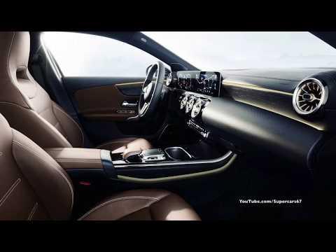2019 NEW Mercedes-Benz A-Class - First Interior Design ! LUXURY
