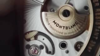 Montblanc Boheme Exo Tourbillon