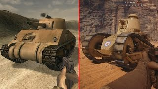 Repeat youtube video Battlefield 2002 vs. Battlefield 2016