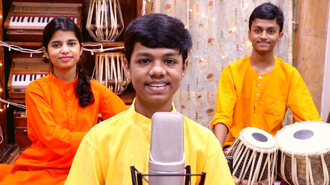 Maiyya mori main nahi makhan khaayo - Soordas Ji Krishna Bhajan - Ayachi Thakur