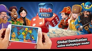 RISK: Global Domination | Out Now on iOS, Android & Apple TV | Online multiplayer and matchmaking