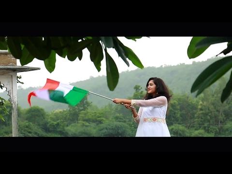 Vande Mataram Song by Santvani Trivedi | Lata mangeshkar | A.R.Rahman | Gujarat | India