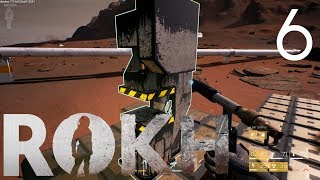 WELDER AND METAL PRESS | ROKH Early Access Mars Survival Game | Part 6