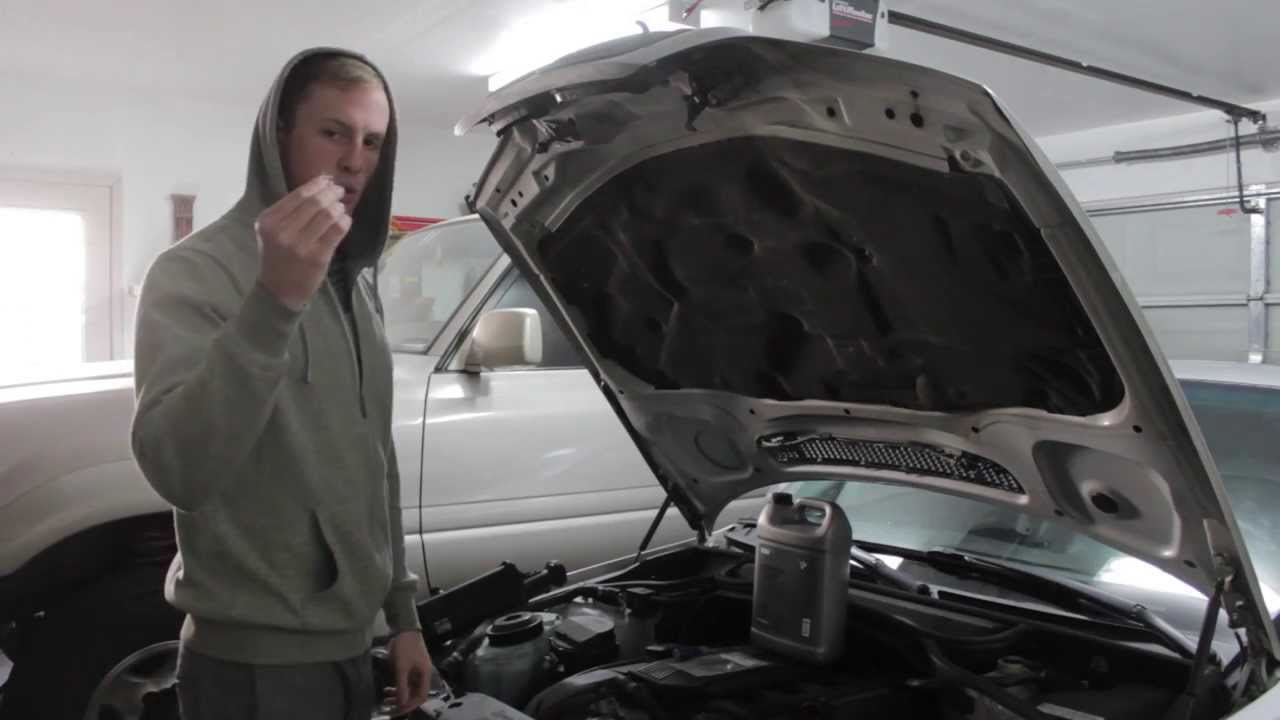 E46 Slow Coolant Leak Fix DIY