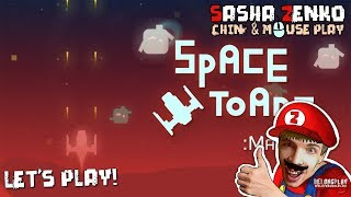 Space Toads Mayhem Gameplay (Chin & Mouse Only)