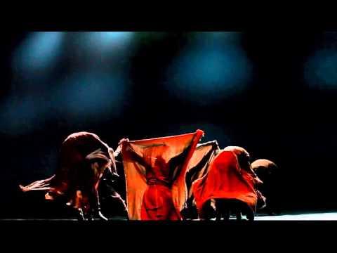 山西舞洲现代舞团作品《蛾》---跳格
