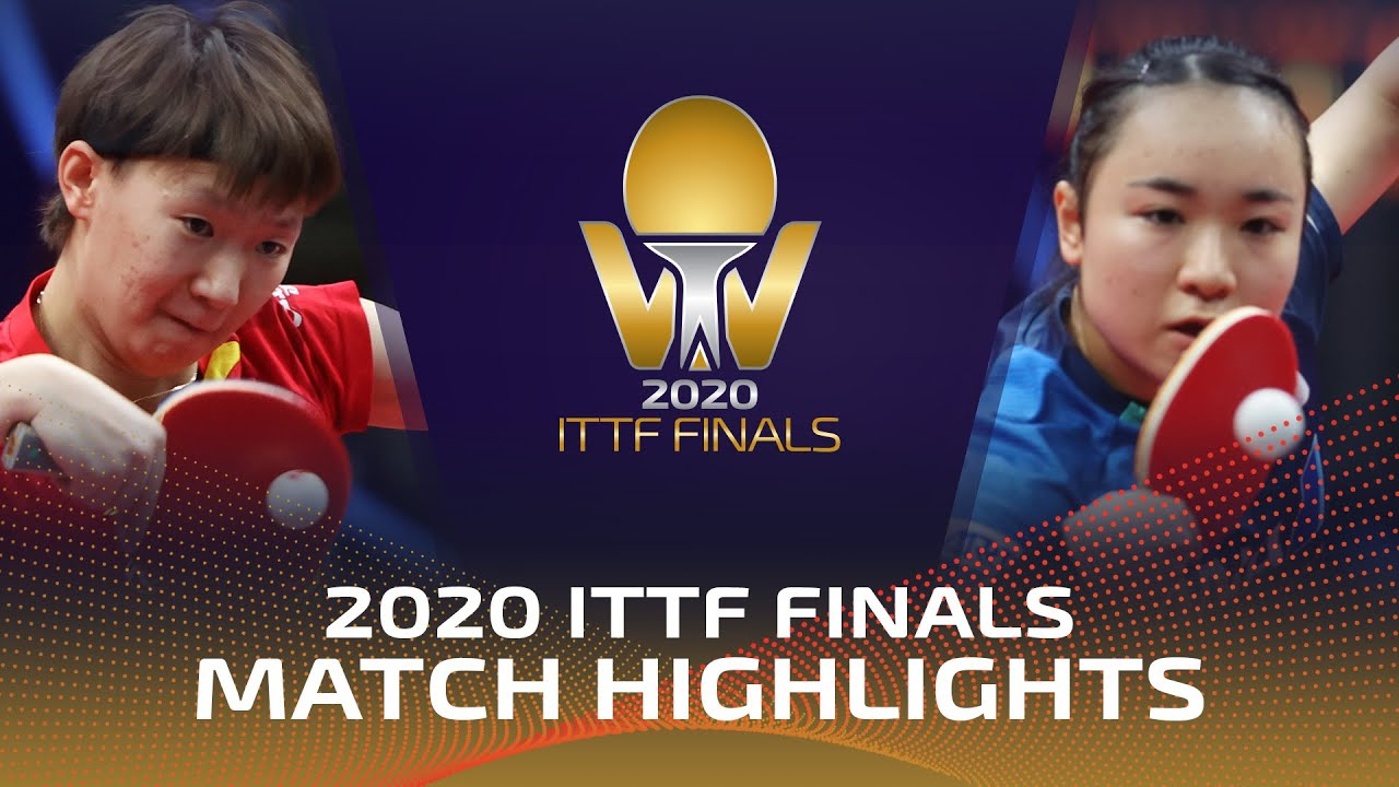 Download Wang Manyu vs Mima Ito | Bank of Communications 2020 ITTF Finals (1/2)