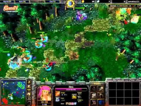 DOTA Star BoBa vs GoHomeNgay 14 01 2012Tran 1