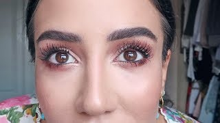 How To Grow Longer Lashes and Brows (Before and After) | Tamara Kalinic
