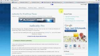 Authority Pro Testimonial