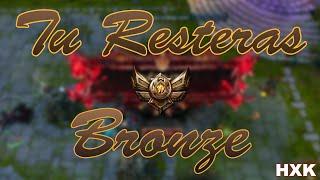 Hexakil - Tu Resteras Bronze (Parodie LoL Fr)