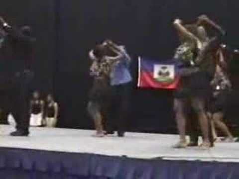 Club Creole Dance Troupe (Folklore, Kompa, Reggae)