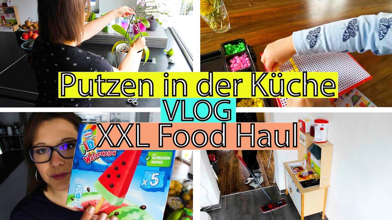 XXL Food Haul   DM Haul   Aufräumen und Putzen in der ...