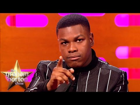 John Boyega Bought Some Insane Things with His Star Wars Money   The Graham Norton Show