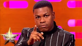 John Boyega Bought Some Insane Things with His Star Wars Money | The Graham Norton Show