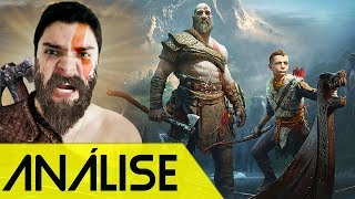 God of War PS4 Análise Review - Sem Spoilers / André Revolution VALE A PENA !