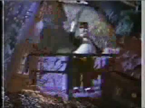 Batman Returns Action Figures Commercial from 1992
