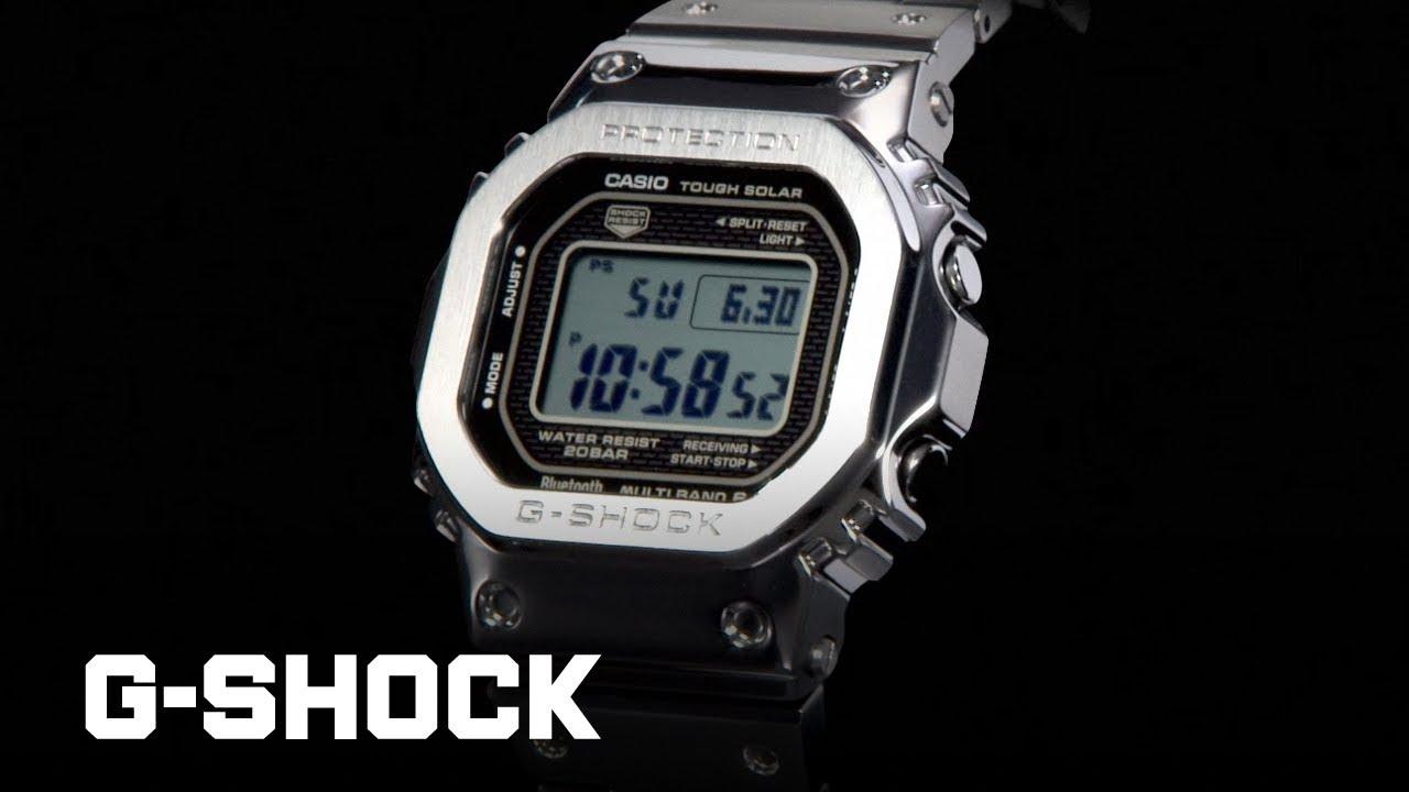 cf3c3cfe6 GMW-B5000 Promotion Movie:CASIO G-SHOCK_ENG - YouTube