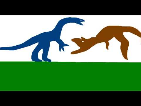 MDF-Bagaraatan vs Elaphrosaurus