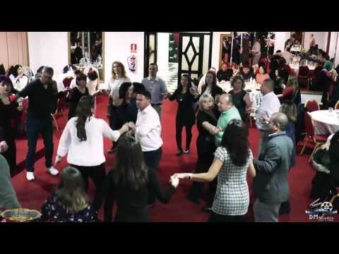 NELU VLAD & FORMATIA AZUR DIN GALATI LIVE 2017 LA RESTAURANT LOS HORNOS MADRID