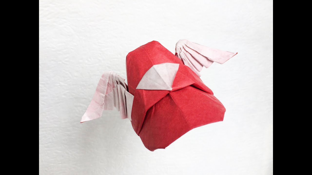 Tutorial: Origami Mario cap (Wing cap) - PaperPh2 - YouTube - photo#34