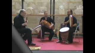 """Ensemble Xácara. """"Saltarello IV"""". Anónimo Italiano. S.XIV."""