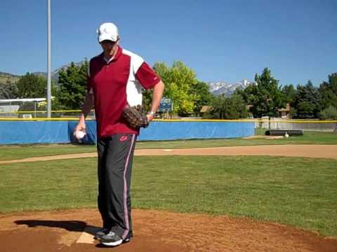 Pitching Mechanics - How to Throw Harder