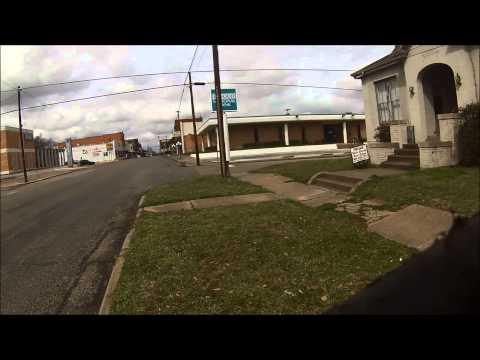 Metal Detecting Curb Strips 031515