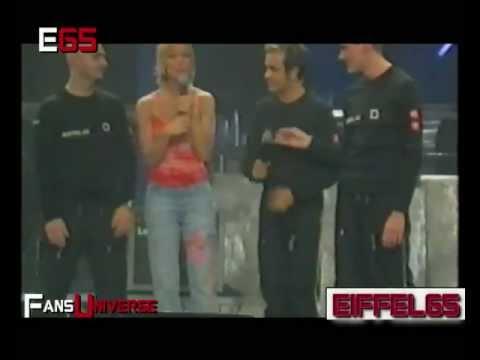 Eiffel 65 - live @ 105 Night Express + Interview