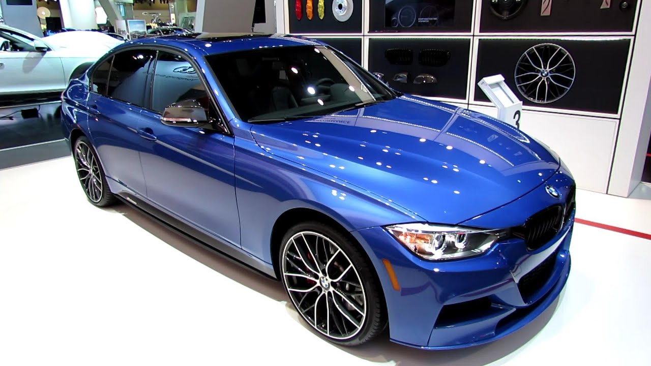 2013 bmw 335i m performance exterior and interior. Black Bedroom Furniture Sets. Home Design Ideas
