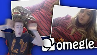 I'M IN LOVE! | Omegle!