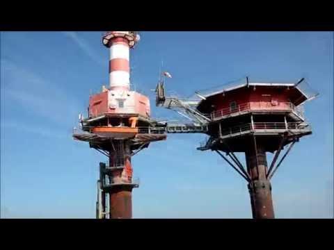 NORTHSEAKAYAK - The Oostdyck Radar Tower 2016   #22km offshore