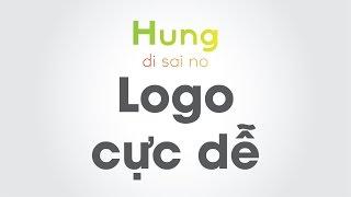 Logo cực dễ....... có ý tưởng !!!