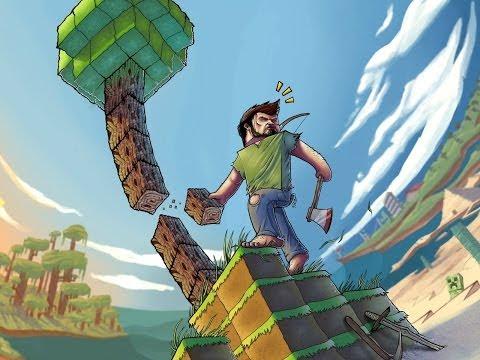 Прохождение Minecraft 1.5.2. Часть 1 (начало)