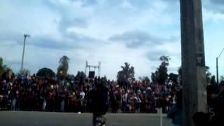 Desfile Escuela de Gendarmería 199º Aniversario Batalla de Rancagua