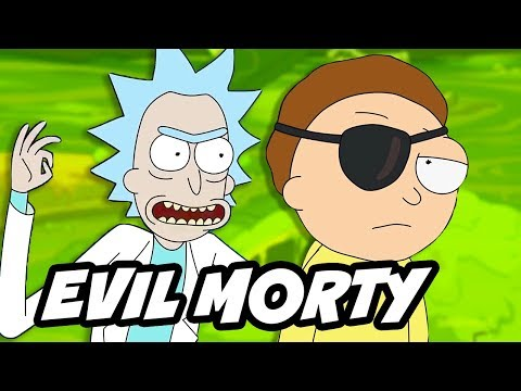 Download Youtube: Rick and Morty Season 3 - Evil Morty Finale Theory