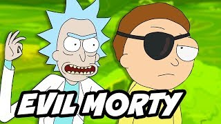 Video Rick and Morty Season 3 - Evil Morty Finale Theory download MP3, 3GP, MP4, WEBM, AVI, FLV April 2018