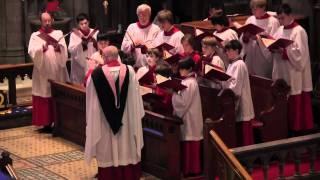 Te Deum Laudamus, Trinity Choir of Men and Boys