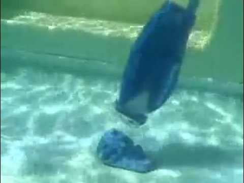 Watertech aspirateur piscine pool blaster 3 for Aspirateur piscine youtube