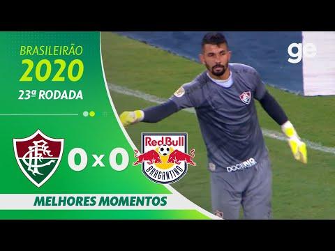 Fluminense Bragantino Goals And Highlights
