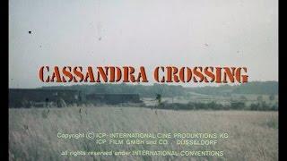 Cassandra Crossing - Treffpunkt Todesbrücke - Jetzt auf DVD & Blu-ray! - Sophia Loren - Filmjuwelen