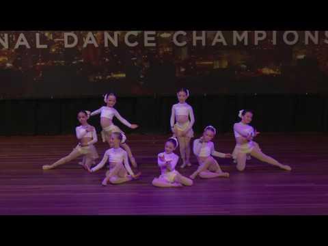 TDC Mini Elite B - Lyrical Troupe - 6 & Under - Love Me