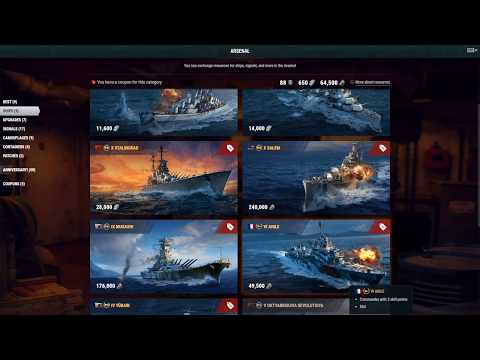 How to increase you Credits in WOWS ?