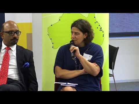 Future of Work in Asia Pacific's Financial & Technology Industries (Panel Discussion)